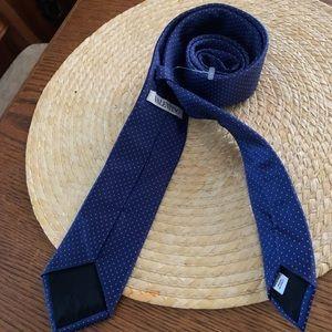 Valentino Made In Italy 100% Silk Men Tie